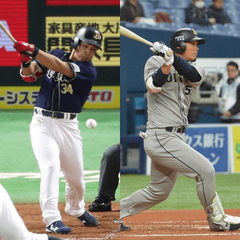 T-岡田と吉田正尚が驚きのツートップ。オリックスが超重量打線にシフトアップ!
